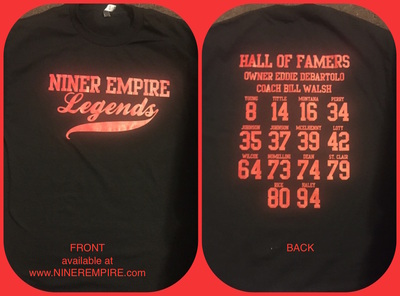 LEGENDS SHIRT